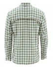 Simms Bugstopper Shirt Kelp Plaid thumbnail