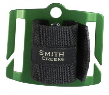 Smith Creek Netholster green