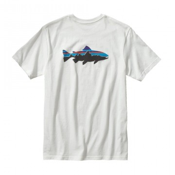 Patagonia M´s Fitz Roy Trout t-shirt