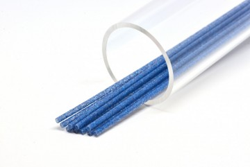 FutureFly Tube Soft Glitter blue