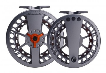 Lamson Speedster 2 grey/orange
