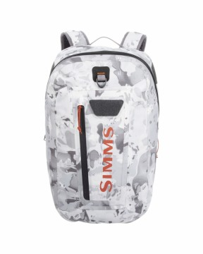 Simms Dry Creek Z Backpack - 35L Cloud Camo Grey