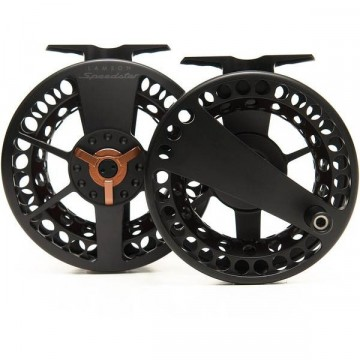 Lamson Speedster HD Grey/Orange 3