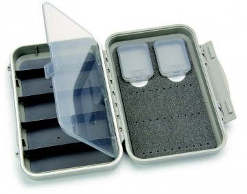 C&F Medium 2-Row Tube Fly Case 5 comp