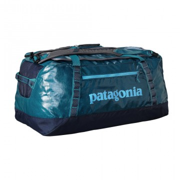 Patagonia Black Hole Duffel Bag 90L bandana blue