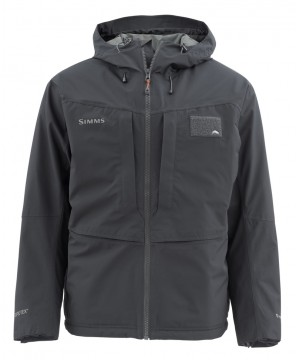 Simms Bulkey Jacket Black