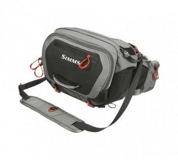 Simms Freestone Hip Pack - Steel