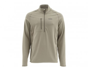 Simms Fleece Midlayer Top Tumbleweed