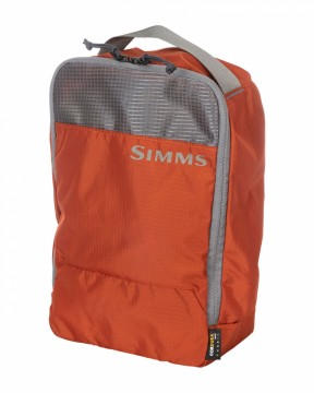 Simms GTS Packing Pouches - 3 pack Simms Orange