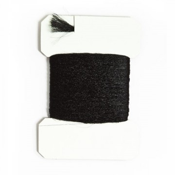 Polyyarn card black