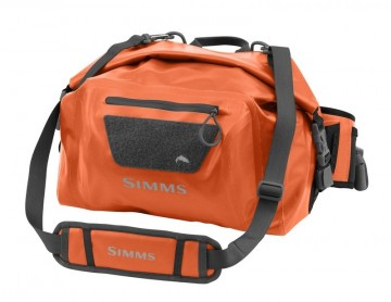 Simms Dry Creek Hip Pack orange