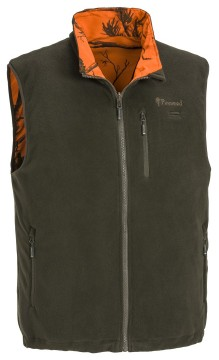Pinewood reversible vest camou