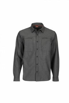 Simms Prewett Stretch Woven Shirt Carbon