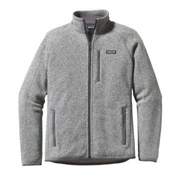 Patagonia Men´s Better Sweater Fleece Jacket stonewash