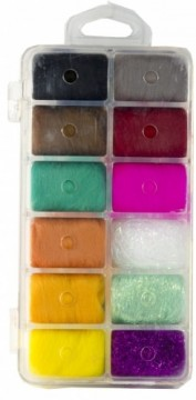 Superfine dubbing dispenser standard colors collection
