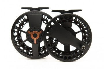 WW-L Speedster 4 Reel Black/Orange UTGÅENDE