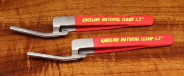 Hareline Material Clamp Set