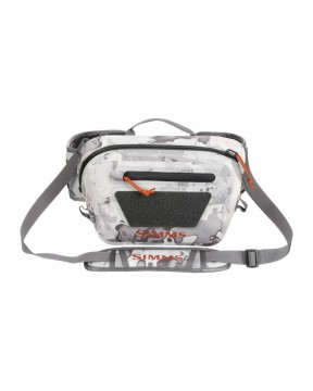 Simms Dry Creek Z Hip Pack - 10L Cloud Camo Grey