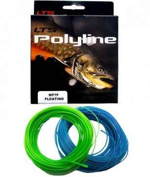 LTS Polyline inkludert polyleader