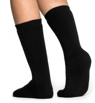 Woolpower Socks 400 Black