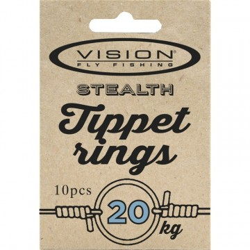 Vision Tippet Rings. Big 20kg