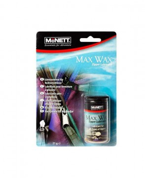 McNett Max Wax Zipper Lube 20gr.