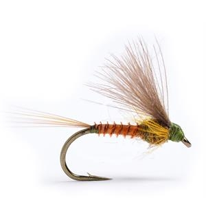 Cdc Biot Dun Emerger BWO #16