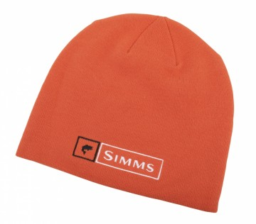Simms Lockup Beanie Hunter Orange UTGÅENDE