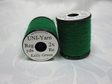 UNI Yarn kelly green