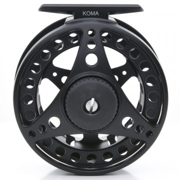 Vision Koma reel Black 56