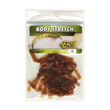 Hends Body Stretch 14 Dark Brown