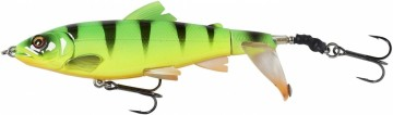 Savage Gear Smash Tail Minnow 10cm 17g Firetiger