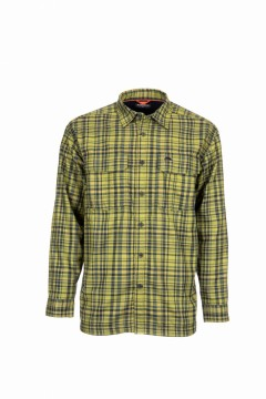Simms Coldweather Shirt Cyprus Plaid