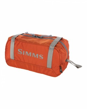 Simms GTS Padded Cube - Medium Simms Orange