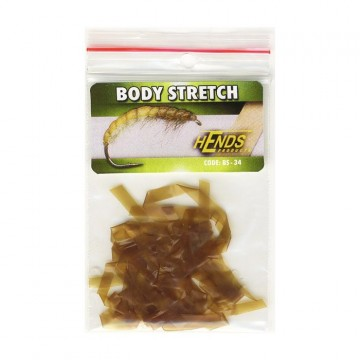 Hends Body Stretch 34 Olive Brown