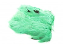 Soft Hackle Patch - Lt.Green
