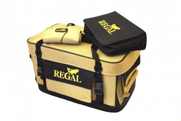 Regal fly tying bag