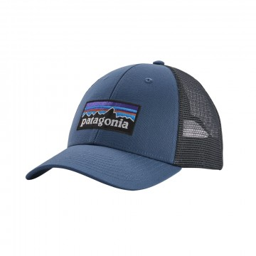 Patagonia P-6 LoPro Trucker Hat woolly blue
