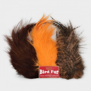 Whiting Bird Fur grizzly salmon