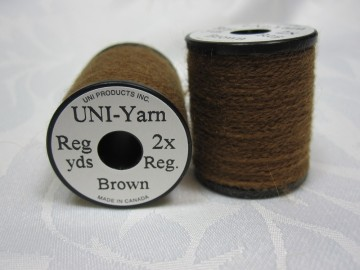 UNI Yarn brown