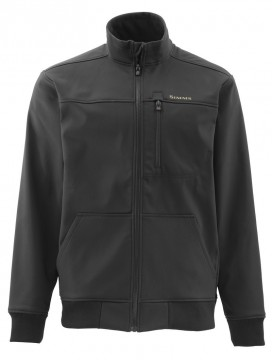 Simms Rogue Fleece jacket black