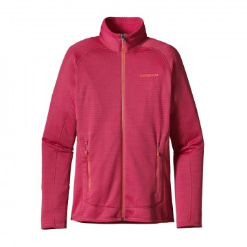 Patagonia Women´s R1 Full-Zip Fleece Jacket craft pink