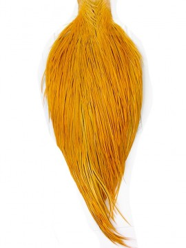 Whiting High & Dry Cape white dyed medium ginger