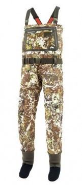 Simms G3 Guide Stockingfoot River Camo