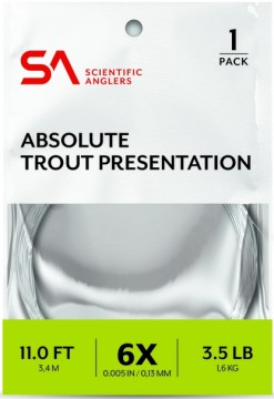 SA Absolute Trout Presentation Leader 14 fot