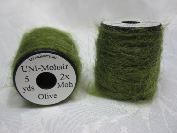 UNI Mohair Olive