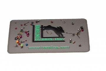 Hareline silicon beads pad