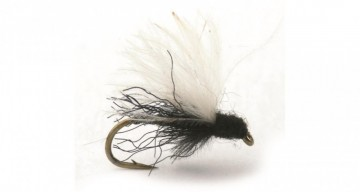 CdC Midge Adult Black #16