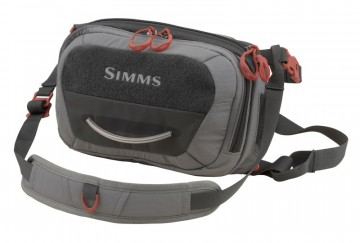 Simms Freestone Chest Pack - Steel