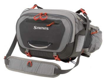 Simms Freestone Hip Pack Steel